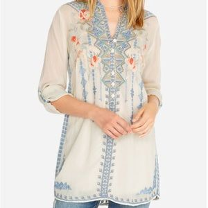 Johnny Was Florence Tunic